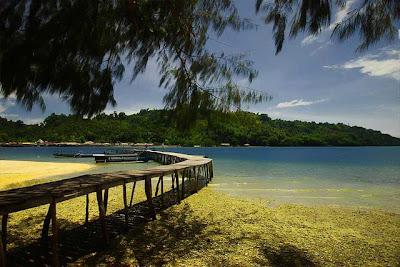 Togian Islands National Park Indonesia