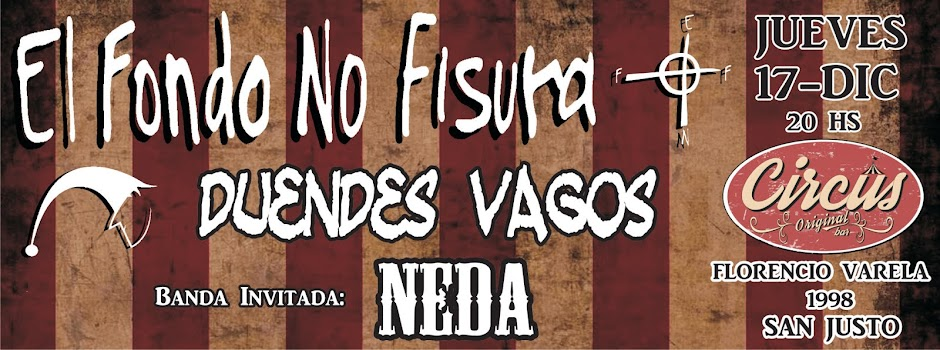 EL FONDO NO FISURA