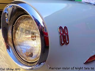 Car show part 1; Night Sea 90.