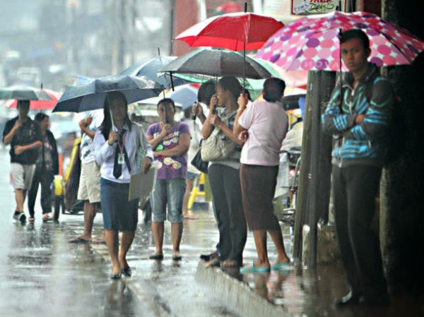 Typhoon Hagupit (Ruby) expected to dump rains in Metro Manila
