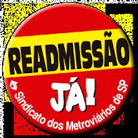 READMISSÃO DOS METROVIÁRIOS