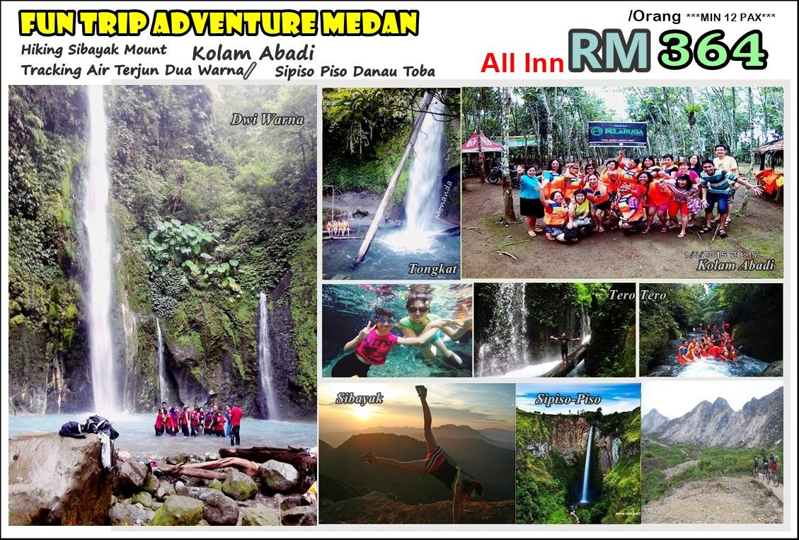 Fun Trip Adventure Medan