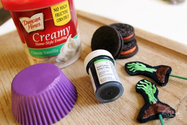 Easy To Make Zombie Cake
