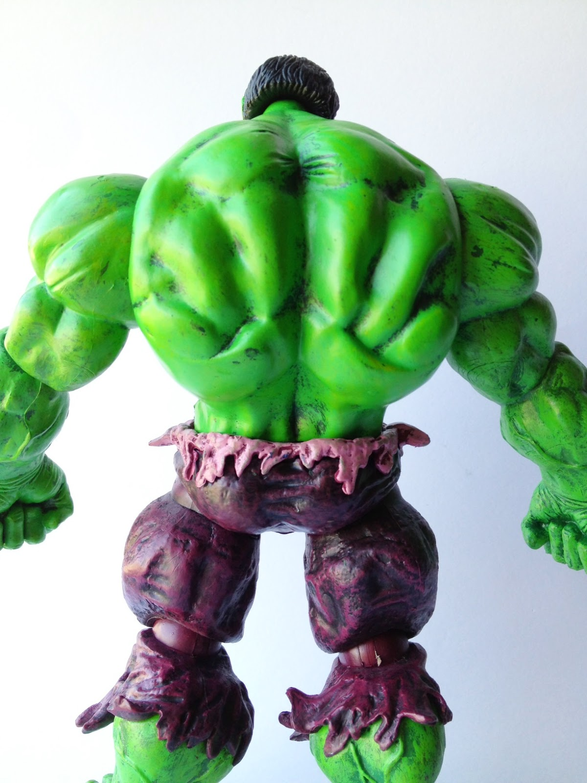 This is a graphic of Shocking Incredible Hulk Images