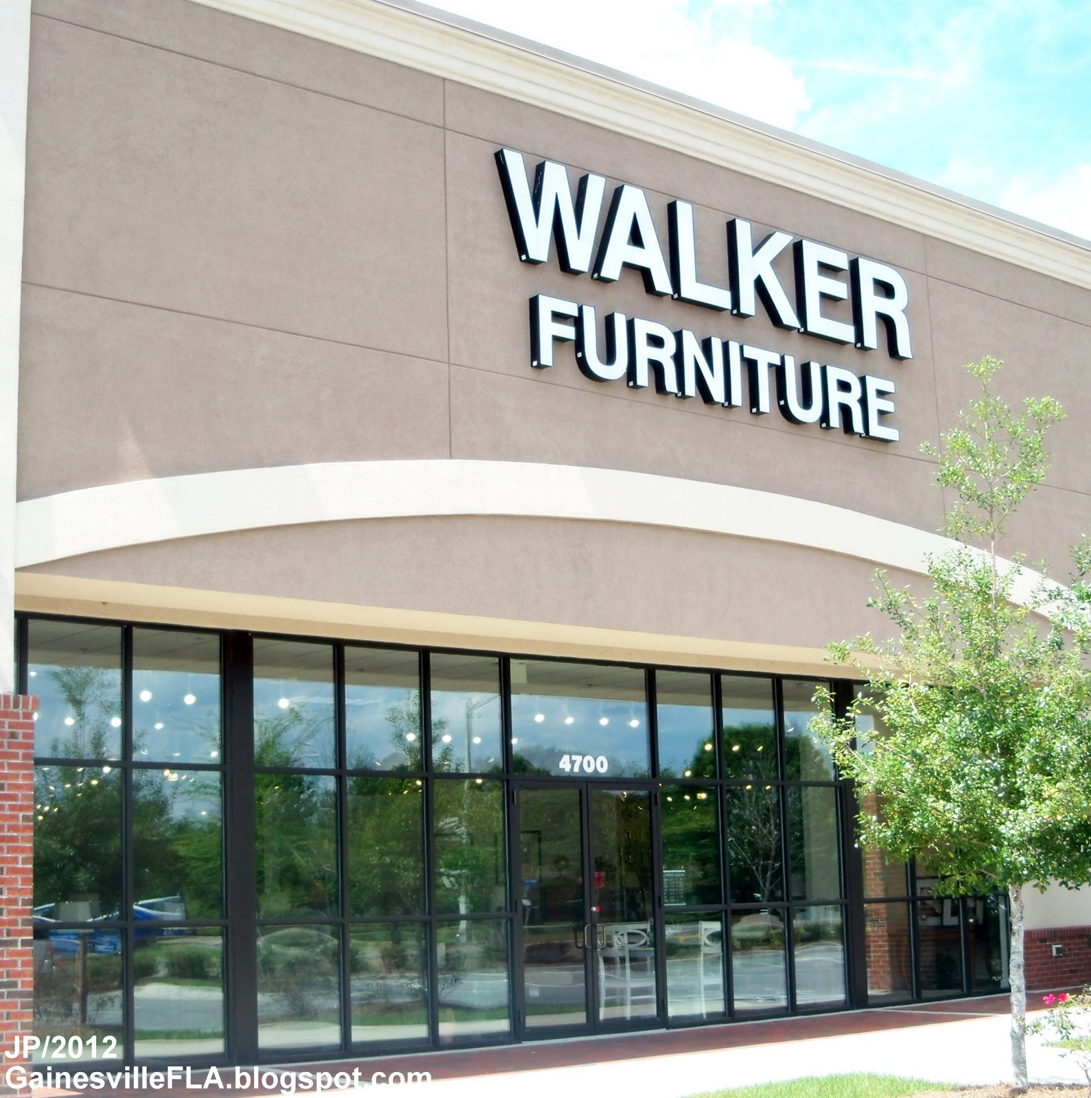 WALKER FURNITURE GAINESVILLE FLORIDA SW 34th St. Walker Furniture Store  Alachua County Gainesville FL.