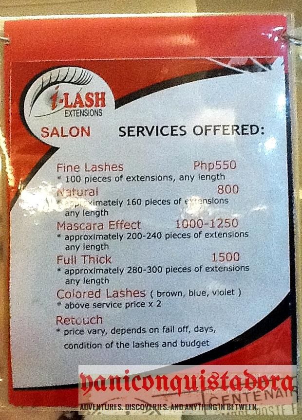 Yaniconquistadora I Lash Extensions Salon My First Session