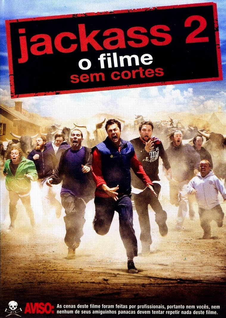 Jackass 2: O Filme – Dublado (2006)