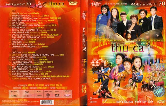 PBN 70 – Thu ca (2003) DVDISO/DVDRIP