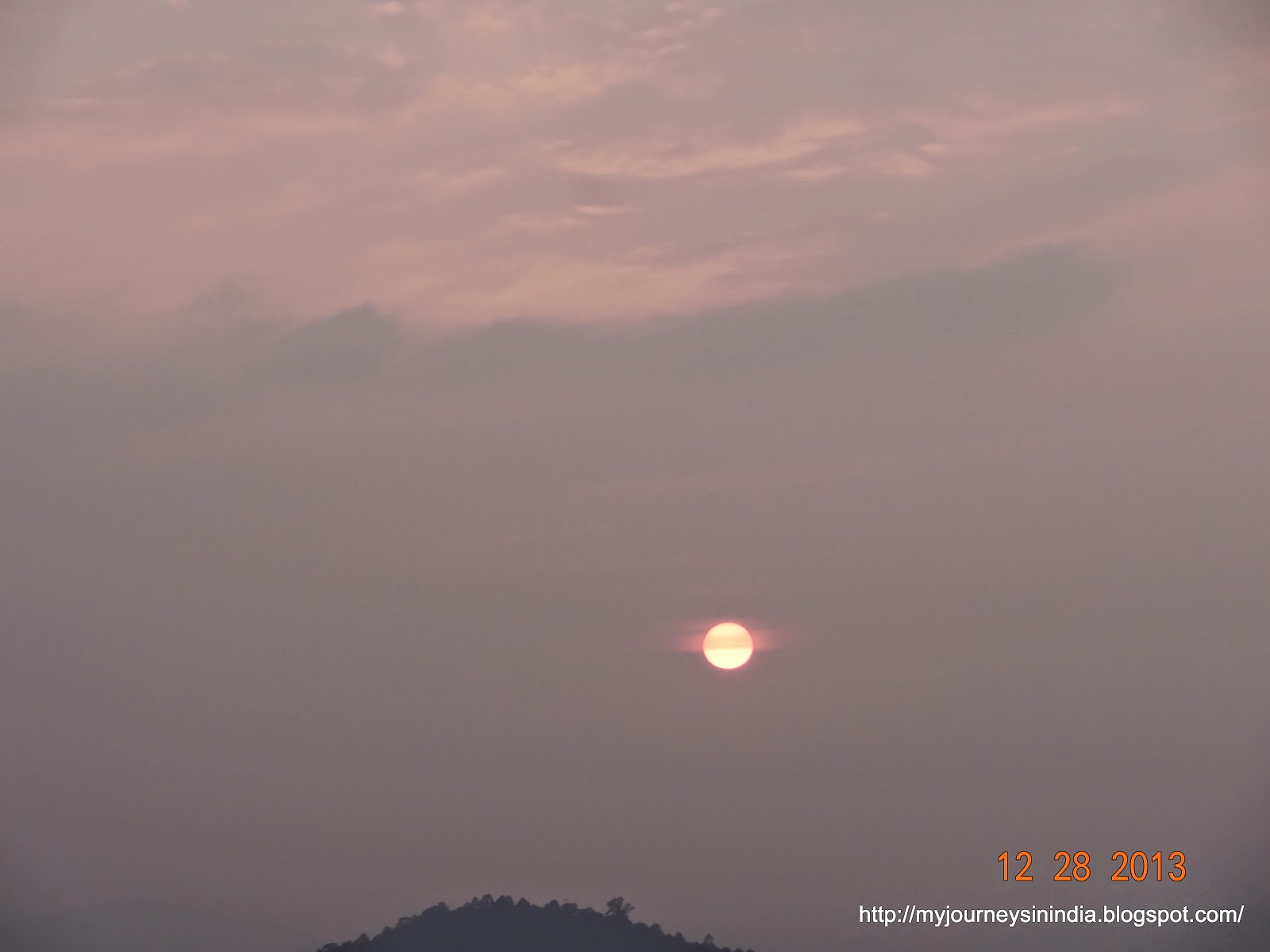 Valparai Sunset