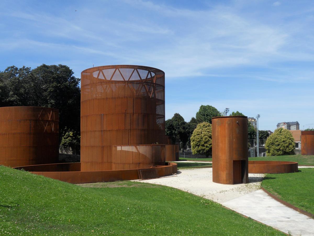 Nuevas arquitecturas museo interactivo de la historia de lugo - Arquitectos lugo ...
