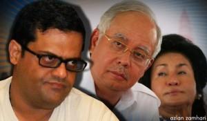 Pendedahan Deepak Jaikishan menjelaskan lagi keterlibatan Najib Razak dan Rosmah dalam kes pembunuhan Altantuya