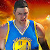 Klay Thompson the American professional basketball shooting guard