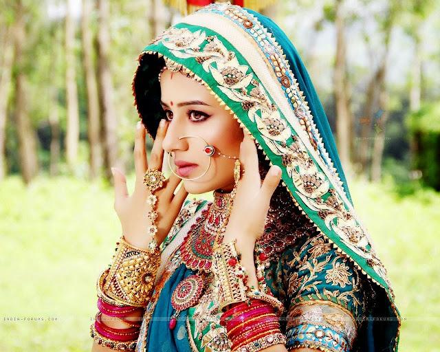 Paridhi Sharma HD Wallpaper