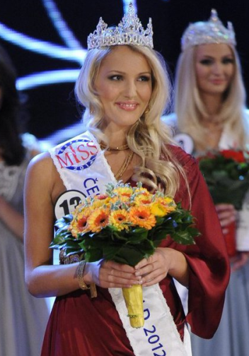 Ceska Miss Czech Republic World 2012 Linda Bartosova
