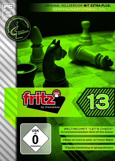 fritz chess 11 pc game