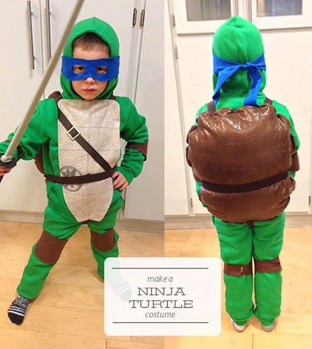 One project at a time diy blog sew a turtle costume you also have a chaotic 5 year old that has never seen an episode but still somehow know all of the ninja turtles names and their weapon of choice solutioingenieria Gallery