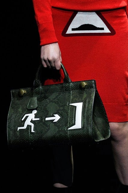 #LFW: Anya Hindmarch Autumn/Winter 15 Bags Report
