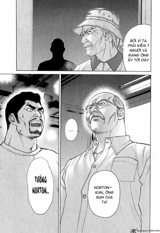 Karate Shoukoushi Kohinata Minoru chap 65 Trang 17
