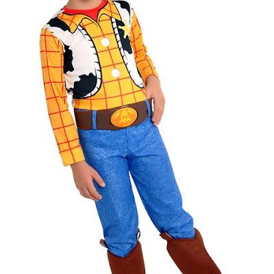 Dicas de modelos de Fantasias de Woody