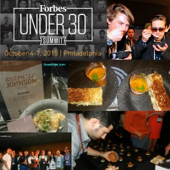 FORBES UNDER 30 SUMMIT Chef Contest RECAP