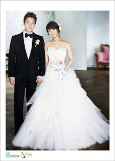 wonder girls sunye wedding pictures