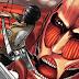 Mangá Ataque dos Titãs – Shingeki no Kyojin tem capa e preço divulgados pela Panini!