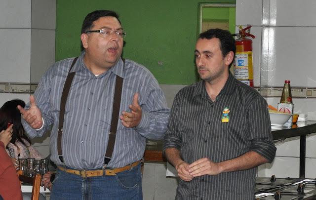 Julio, Martins, PCdoB, Rio Grande