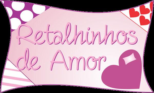 RETALHINHOS DE AMOR por Fernanda Almeida