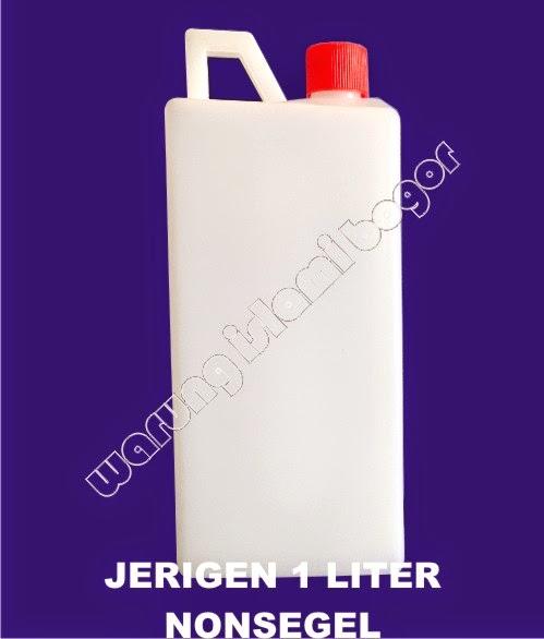 Jual Jerigen Kimia dan Laboratorium 1 Liter