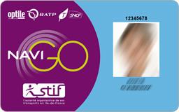 Pass Navigo - crédit visuel RATP