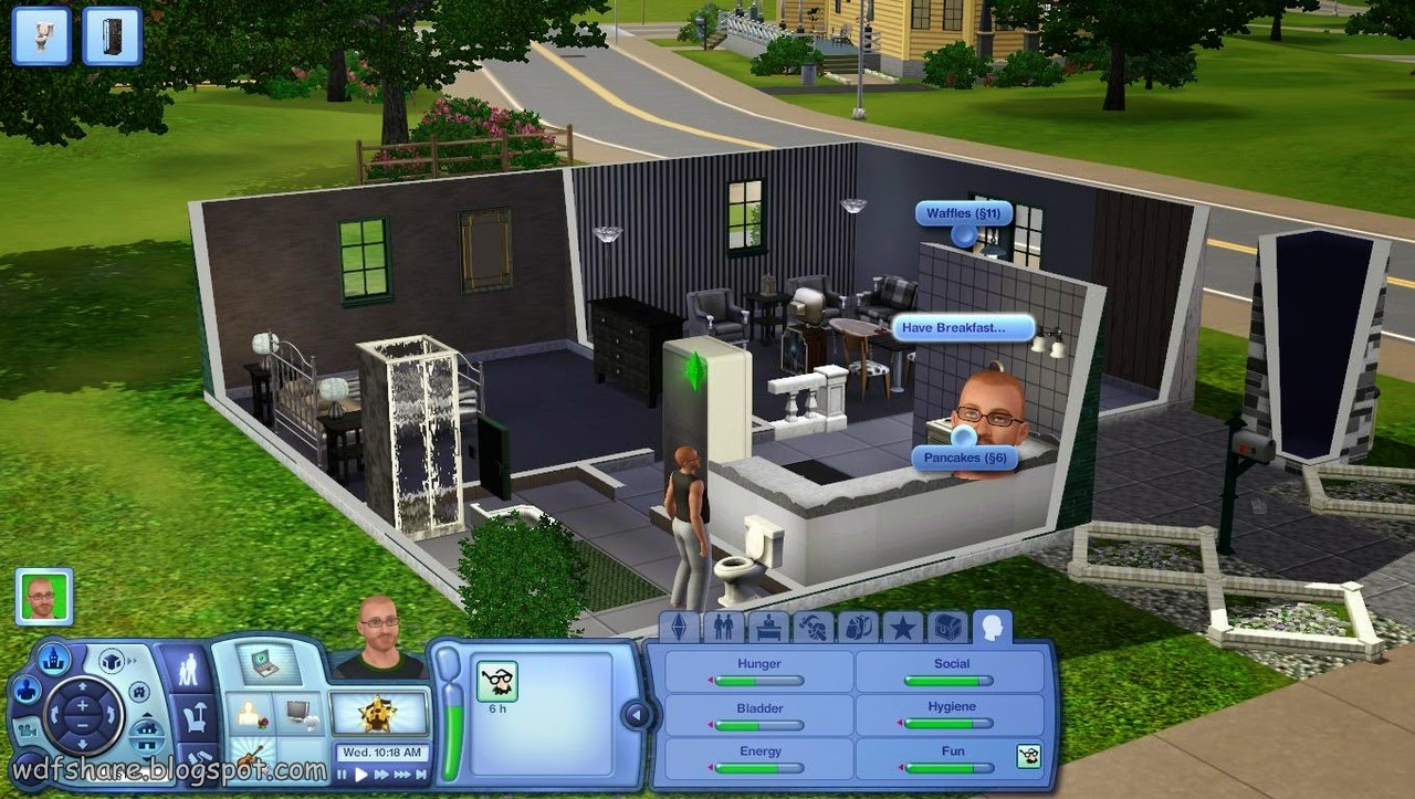 The Sims 3 Trial Download Mac
