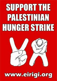 Support the Palestinian Hunger Strike