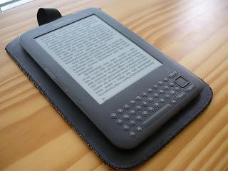 Amazon Kindle 3 - tipy a triky po týdnu používání
