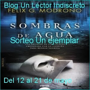 Sorteo en Blog Un lector indiscreto