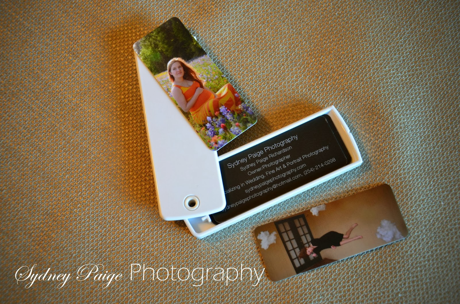 Sydney Paige Photography Blog: Review - Business Cards - moo.com!