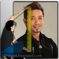 What is the height of Jhong Hilario?