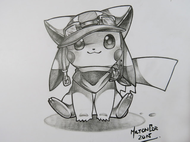 Art painting drawing tips and tutorials drawing pikachu from