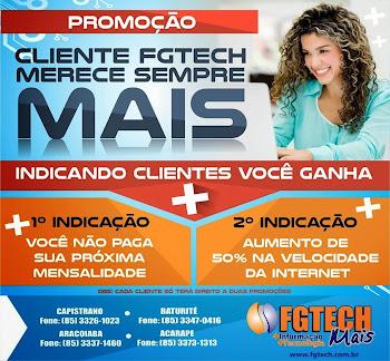 FACEBOOK: CONHEÇA A FGTECH MACIÇO