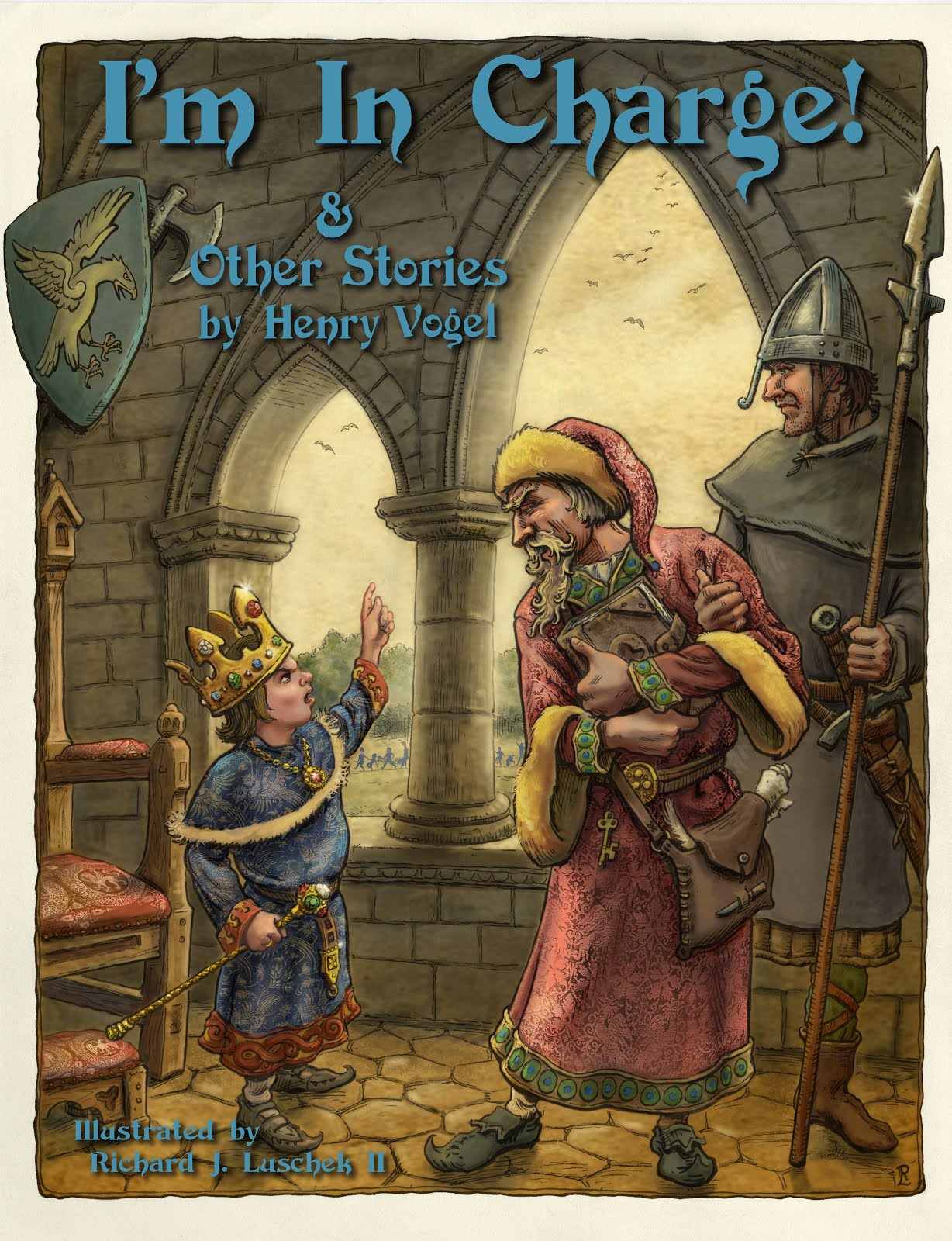 Henry's Illustrated Children's Book