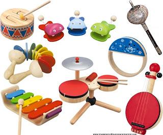 Imagenes musicales para niños