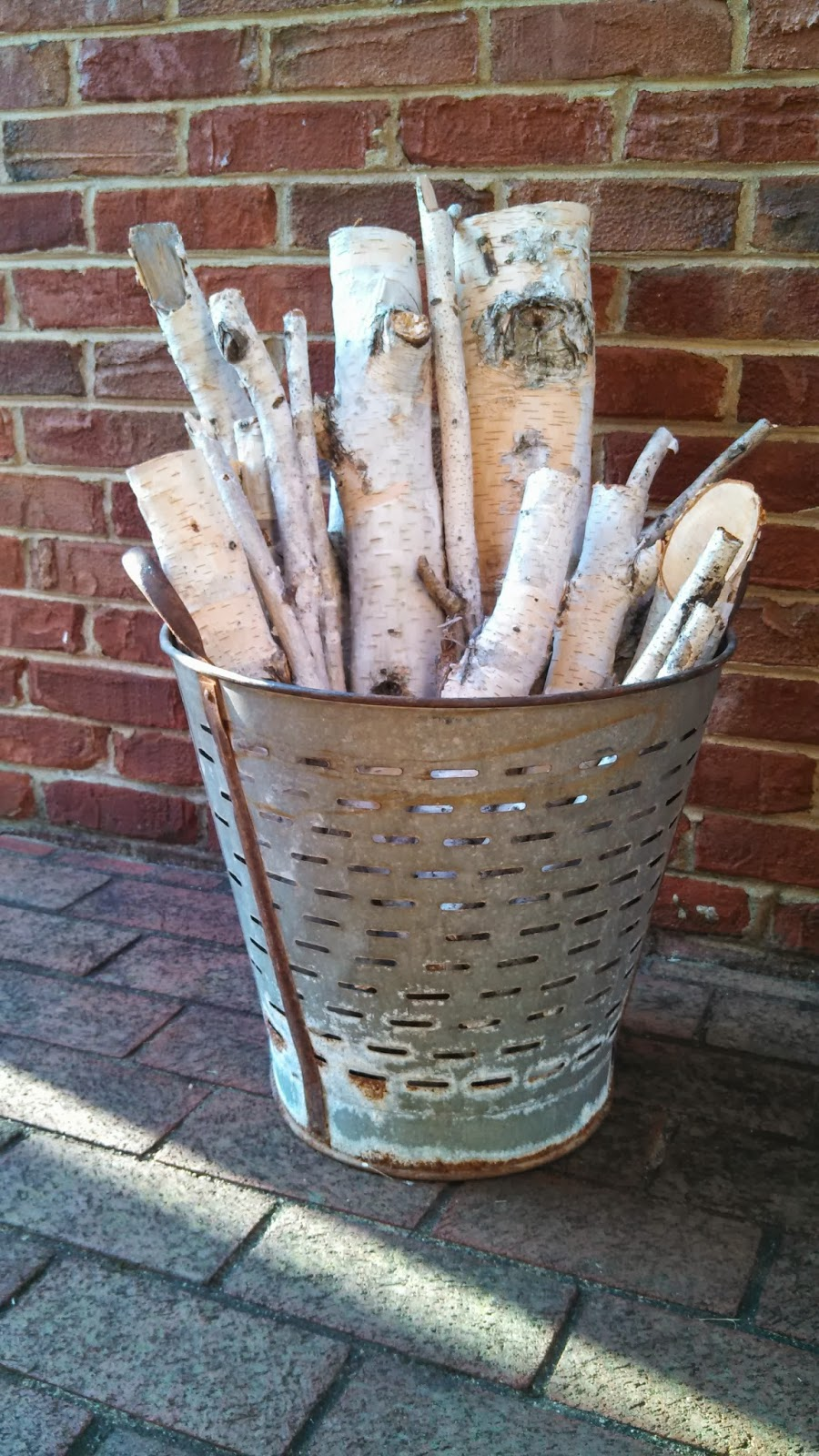 Panoply: Decorating with Birch Wood (or Facsimiles Thereof!)