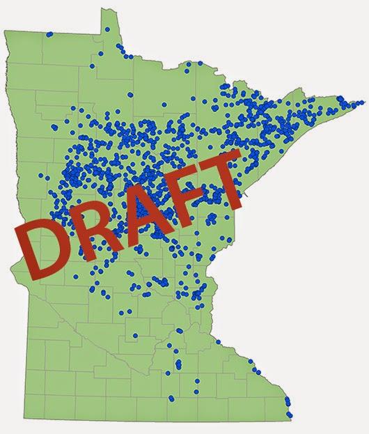 MPCA's Minnesota wild rice waters