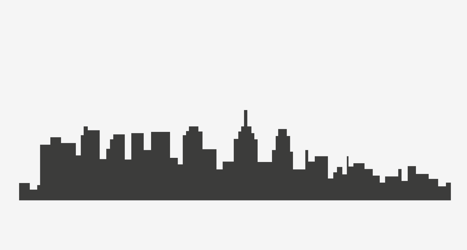 The gallery for --> Los Angeles Skyline Silhouette Png