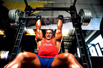 Squats Training