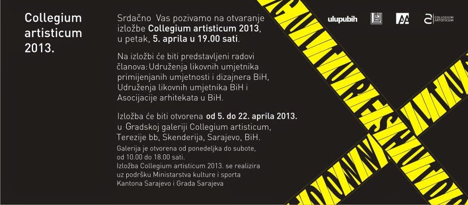 The 6th April Exhibition - ULUBiH