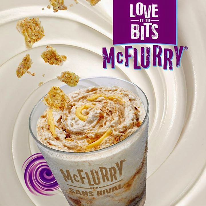Mcdonald's Mcflurry Sans Rival