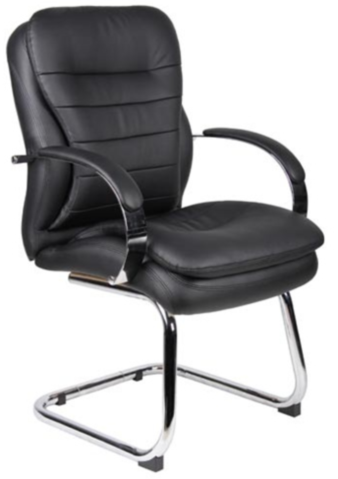 Boss Deluxe Contemporary Guest Chair