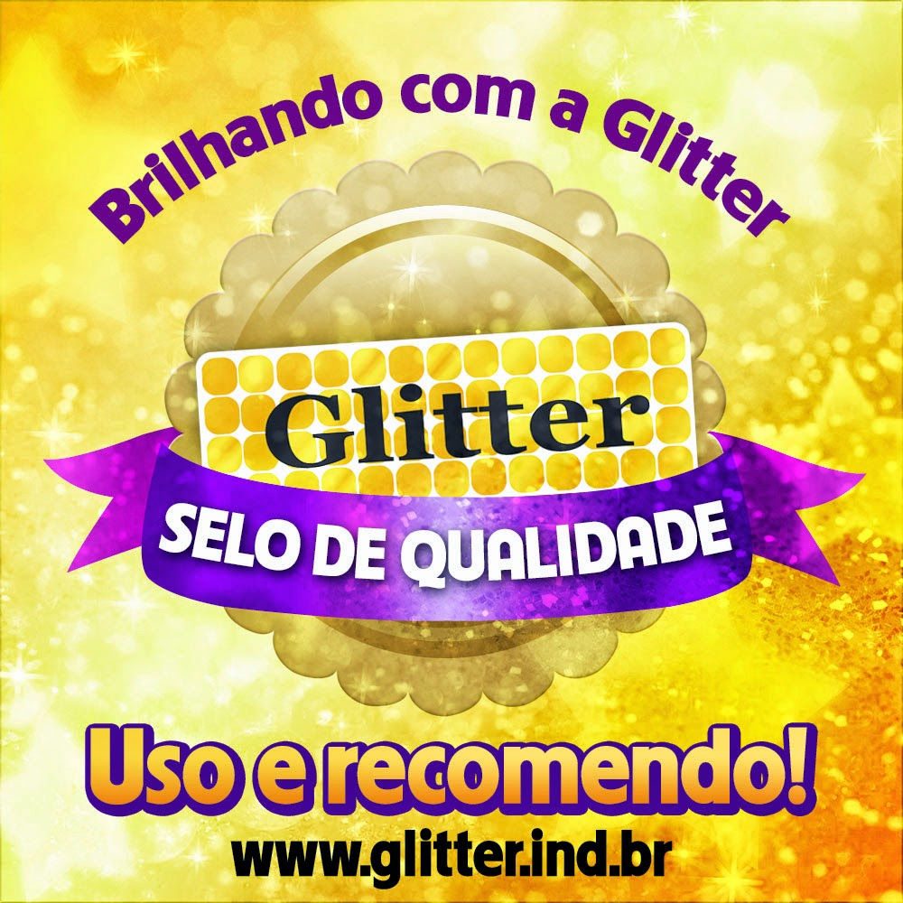 Parceria Glitter: