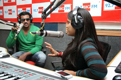 Hero Sunil Latest Photos at 92.7 Big Fm