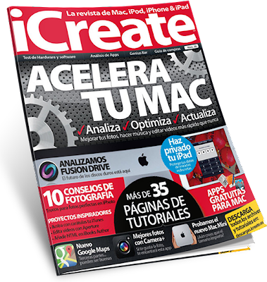 iCreate Spain - Issue 38, 2013